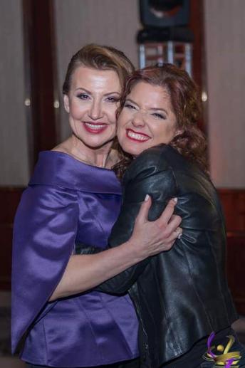Алекс Сърчаджиева и Илияна Раева