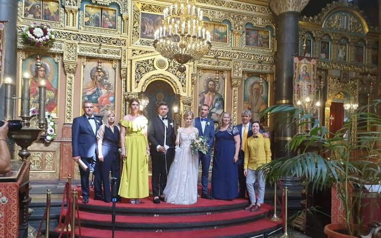 сватба в храм
