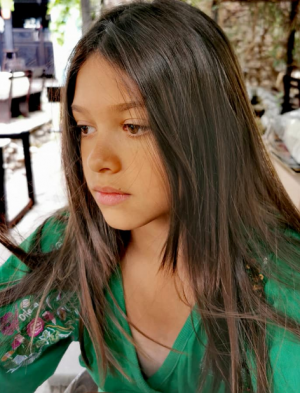 дъщерята на Мариана Попова