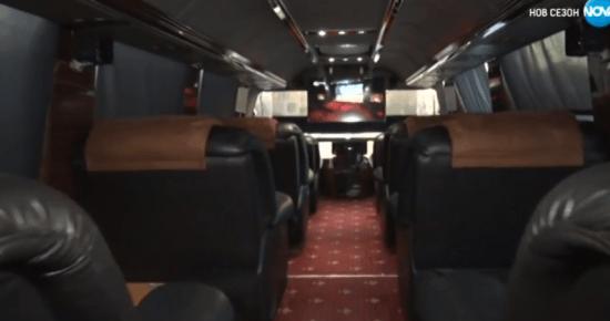 луксозен автобус
