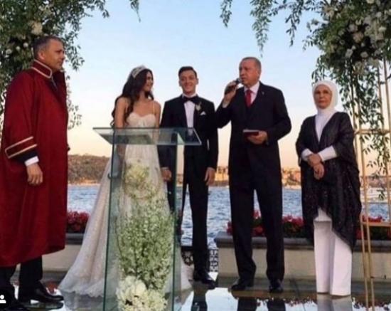 сватбата на Нур