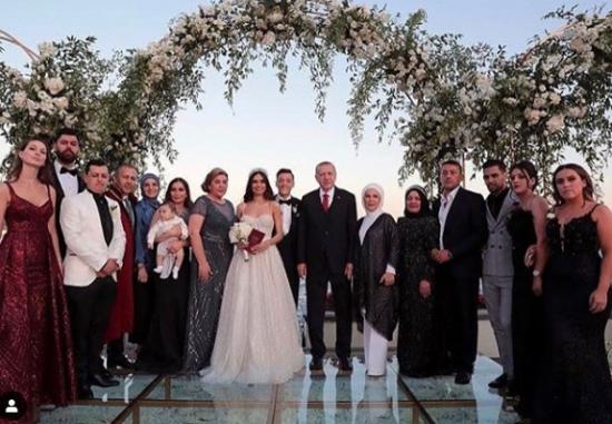 Нур от Сега и Завинаги сватба