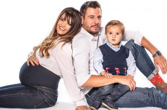Петя Дикова бременна