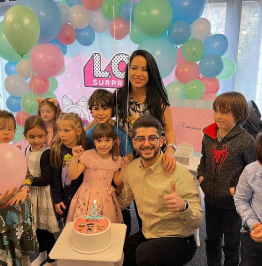 Катя Кадиева рожден ден