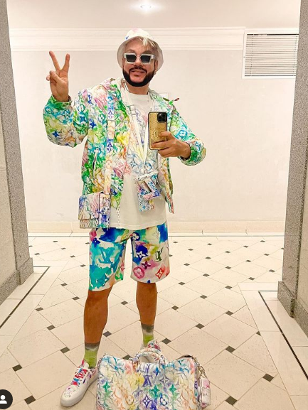 Филип Киркоров дрехи