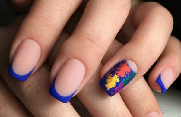 Френски дизайн за ноктите 2020