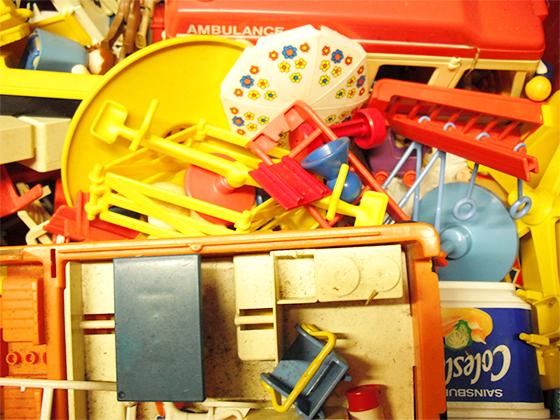 играчки в съдомиялната