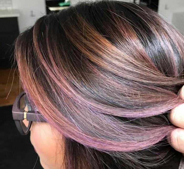 Шоколадово лилав цвят - идеи и варианти