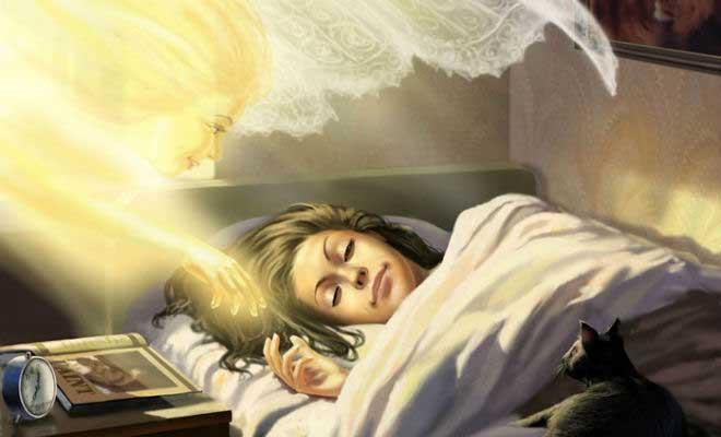 ангел хранител признаци