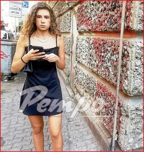 Дрина Радева къса рокля