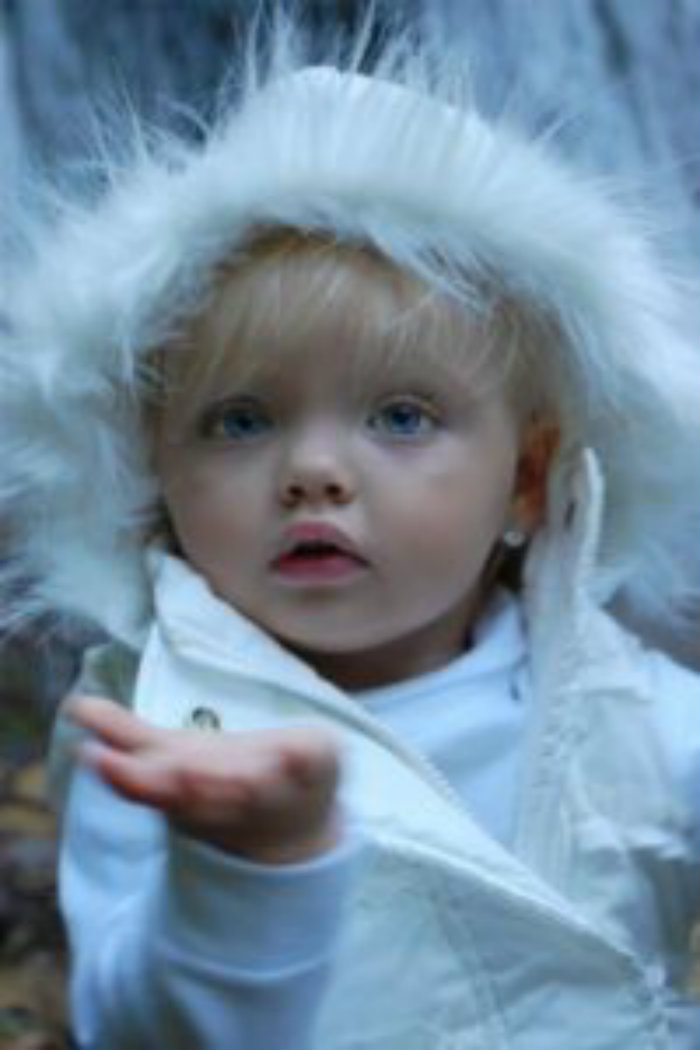 ангелско момиче