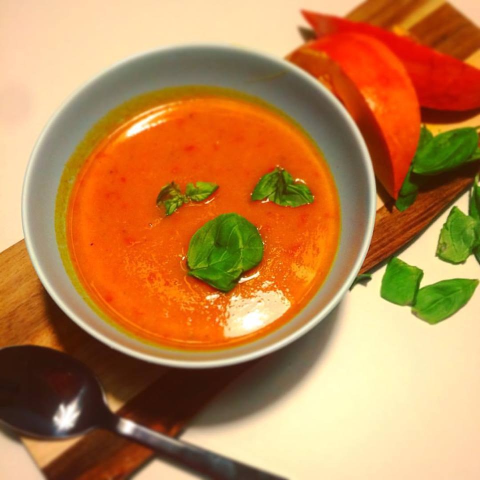 морковена детокс супа