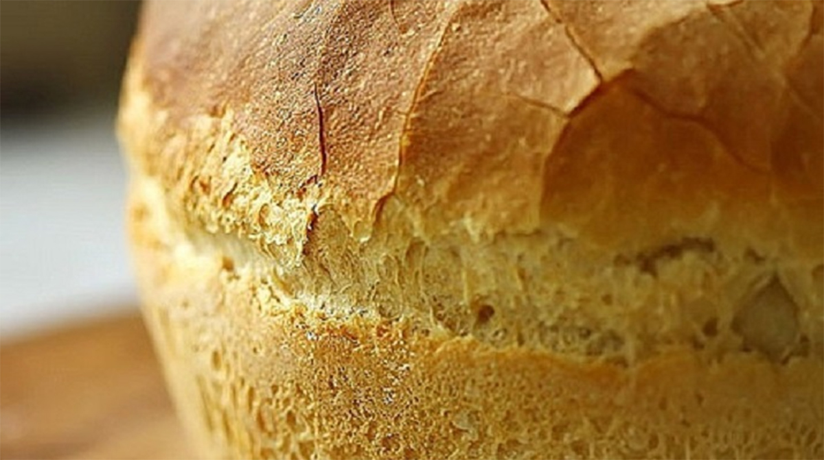 хрупкав хляб
