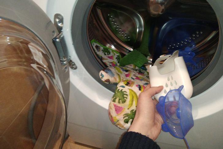 хитър трик с пералня