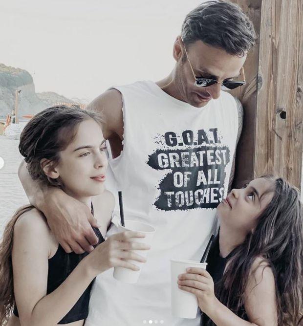 Бербатов дъщери