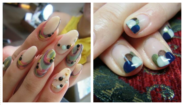 луксозен дизайн за ноктите