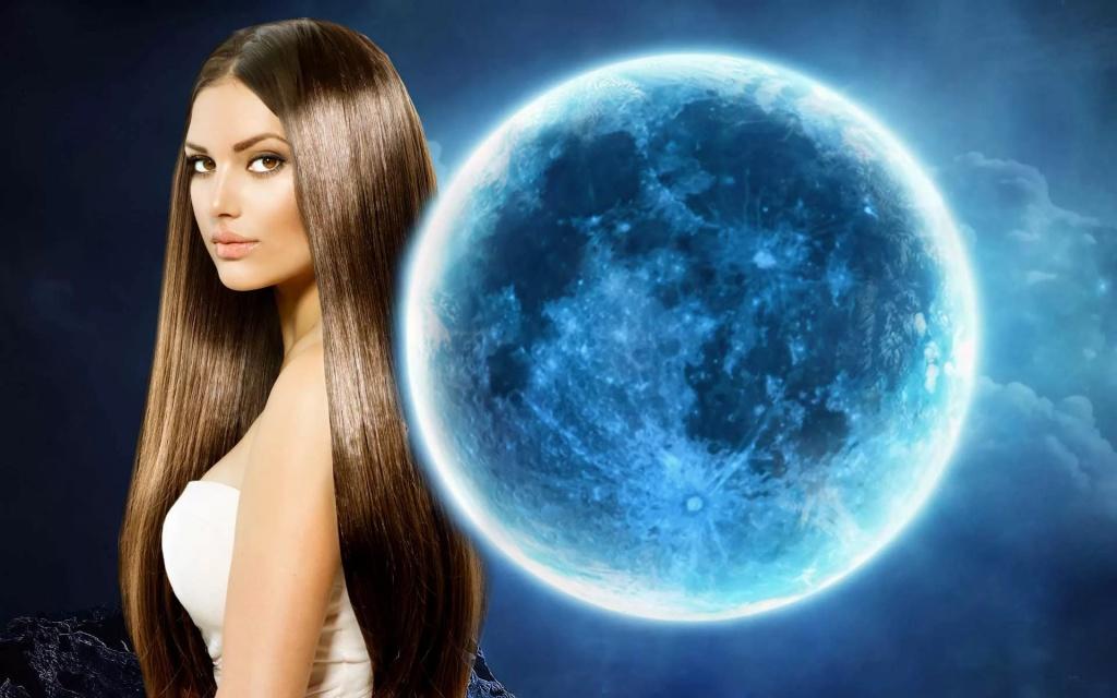 коса лунна светлина