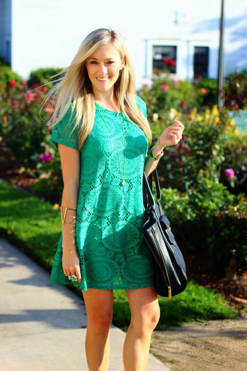 смарагдова рокля