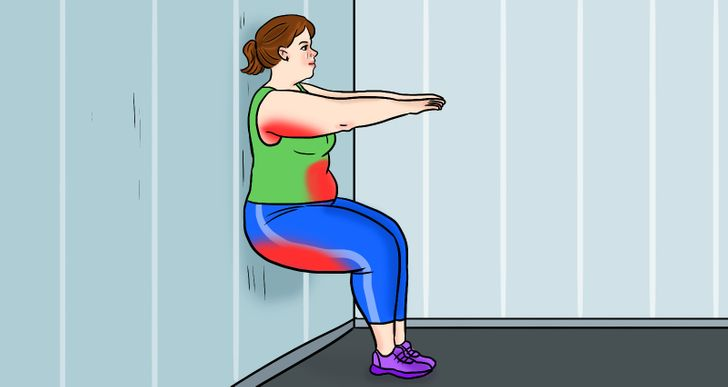 8-минутна тренировка, която може да ви помогне да пролеете досадни килограми