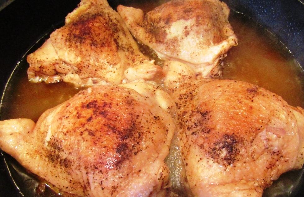 Пиле по специален начин