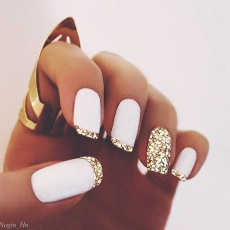 nail art for short nails: