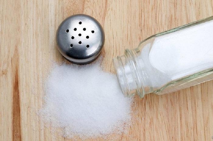 Излишък на сол в тялото