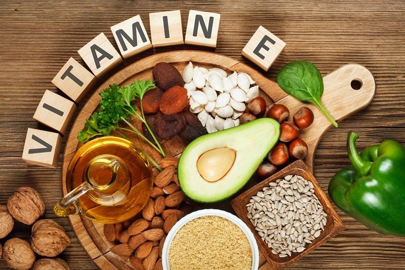 ползи от витамин е