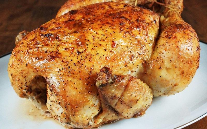 марина за пилешко месо