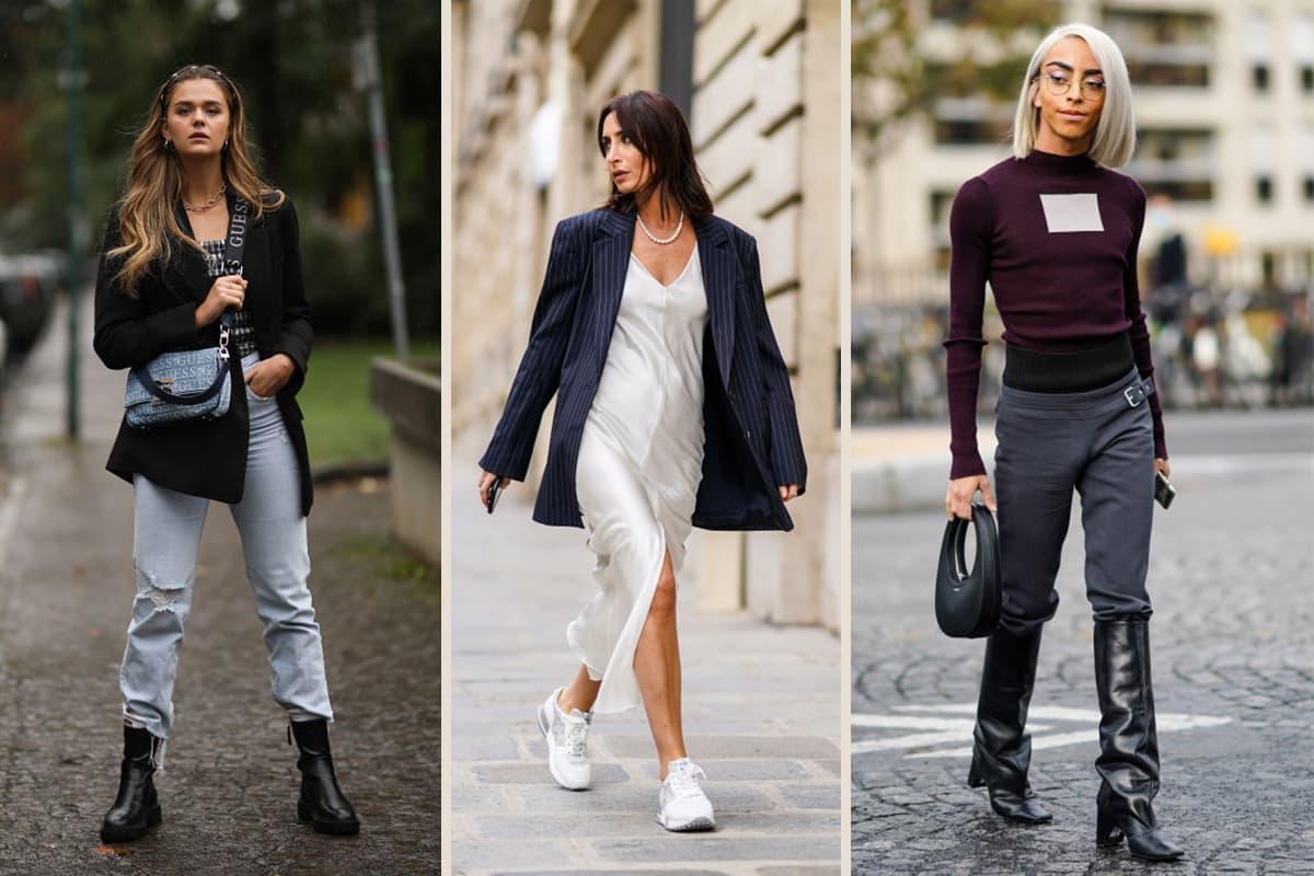 модни есенни дамски обувки