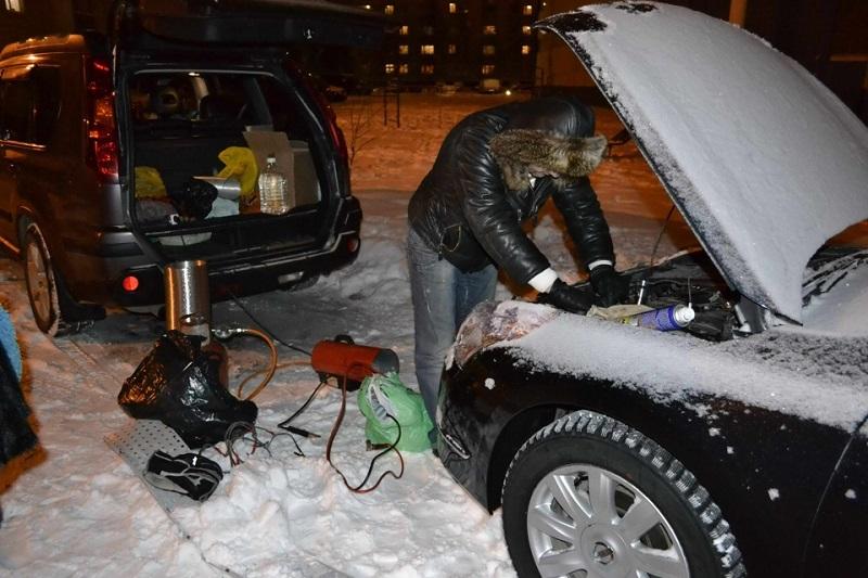 зимни трикове за шофьори
