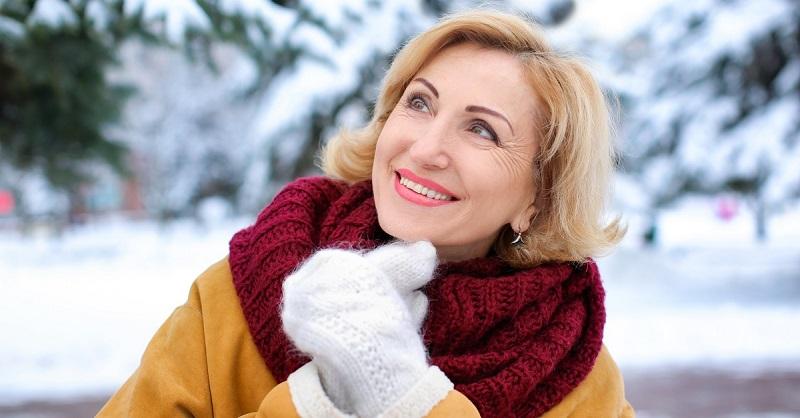 гардероб за жени над 50