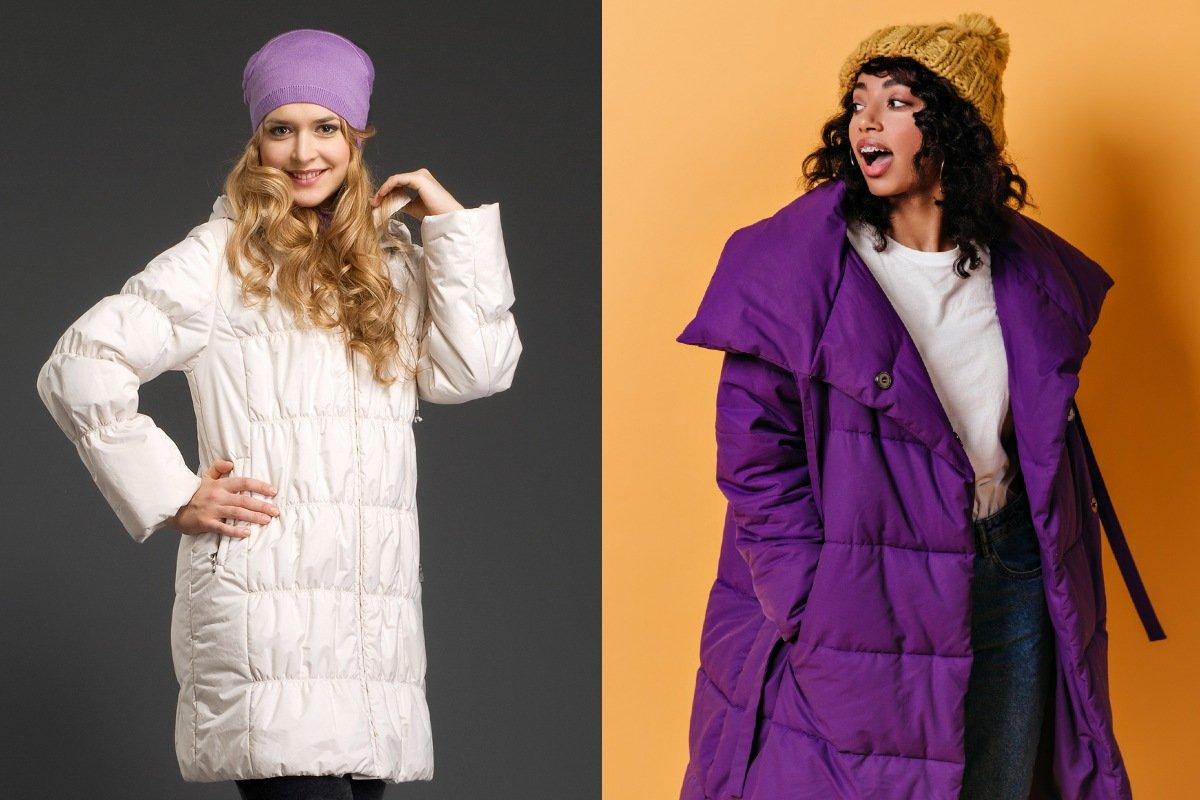 какви пухени якета са на мода