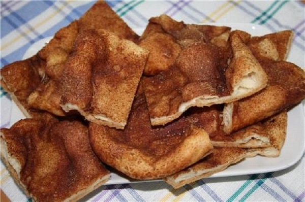 захар хлебчета стъпка по стъпка снимка
