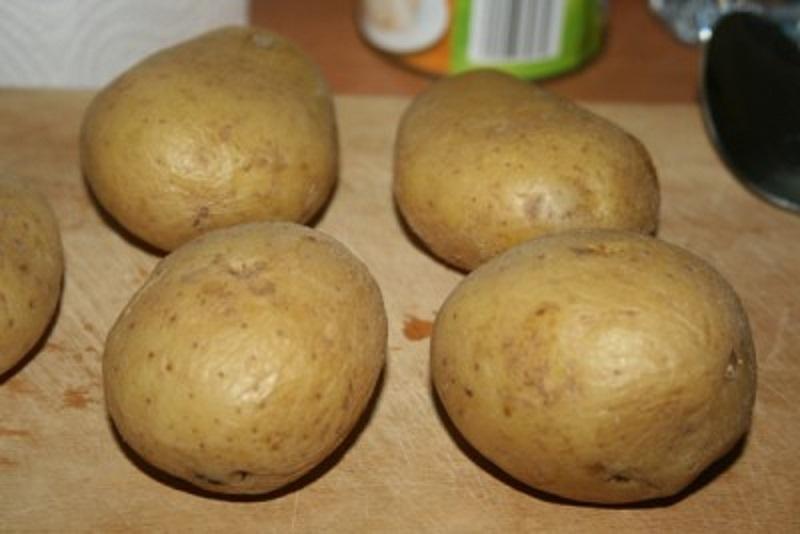 рецепта с картофи