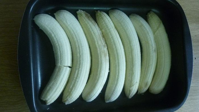 десрт с банани