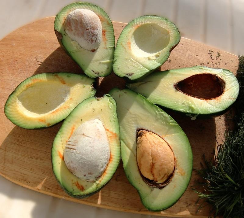 как да съхраняваме авокадото
