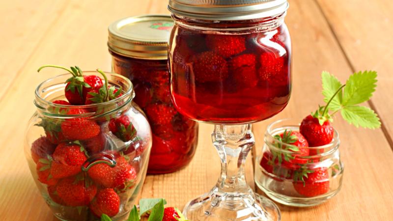 Рецепти за сладко от ягоди