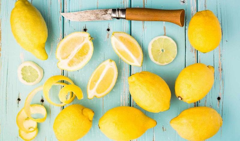 отслабване с лимони
