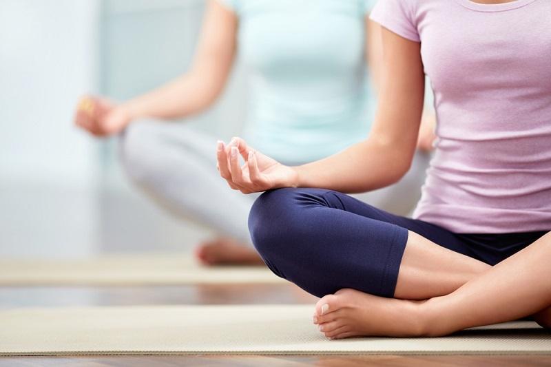 йога за гърба