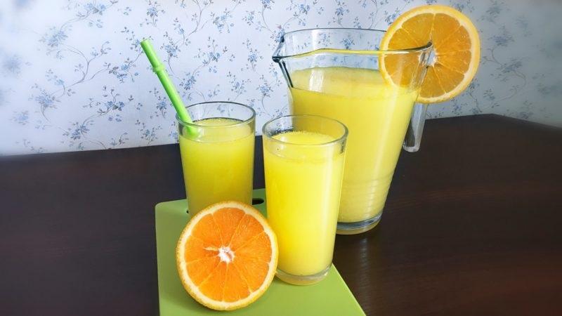 Как да си направим портокалов сок