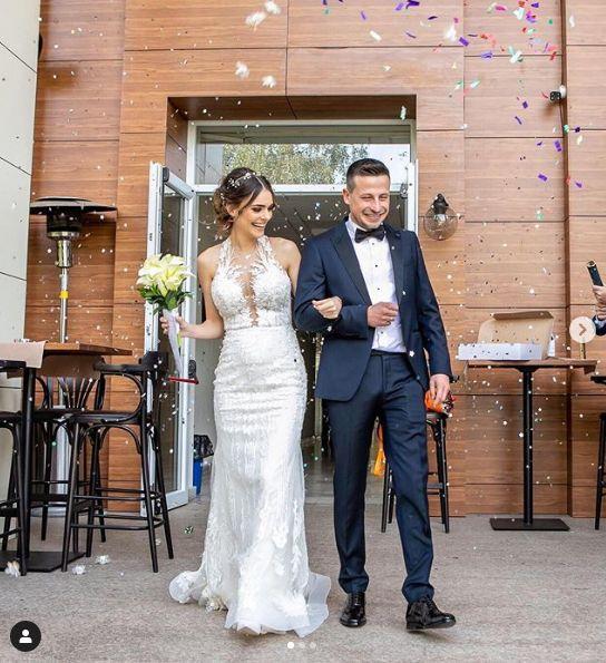 Демир Доган сватба