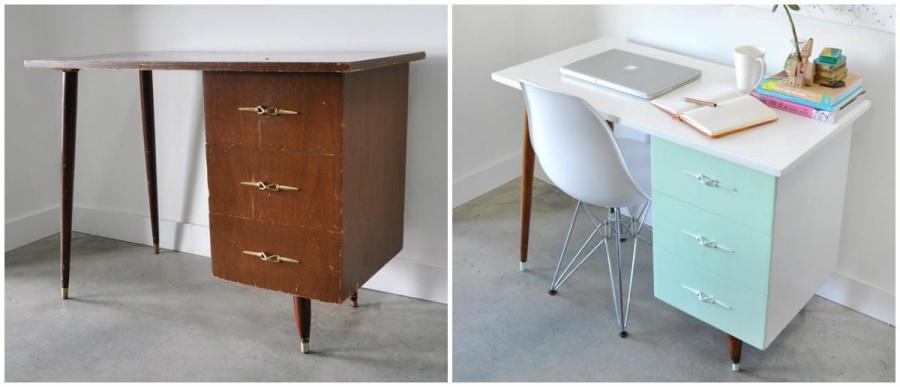 промяна на мебели от собствените си ръце