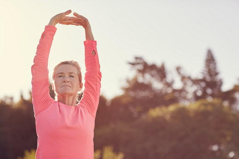 упражнения за жени у дома