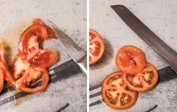 рязане на домат