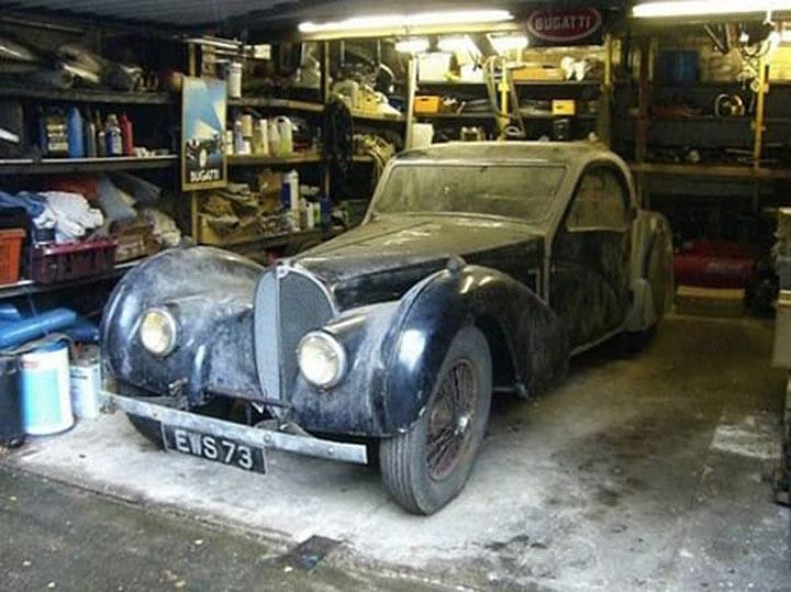 стар  автомобил