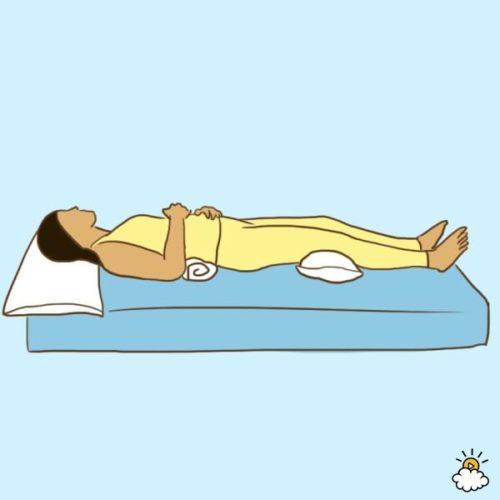 позиция сън
