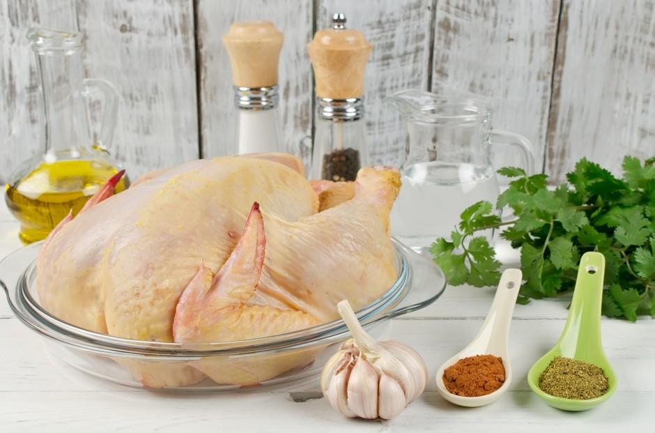 рецепта за печене на пиле