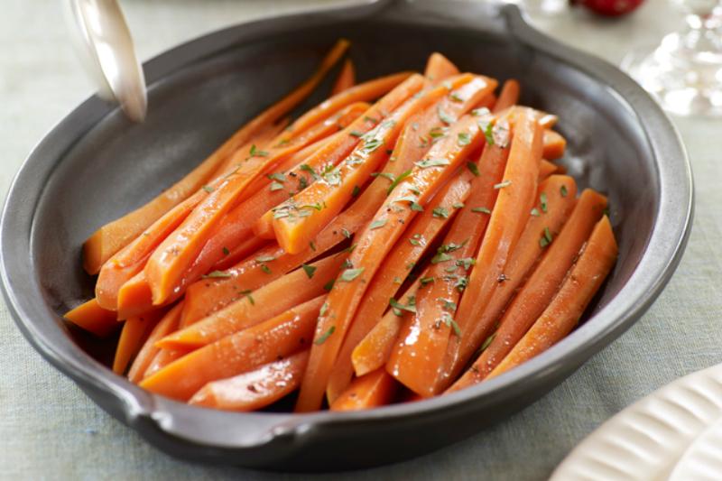 Карамелизирани моркови