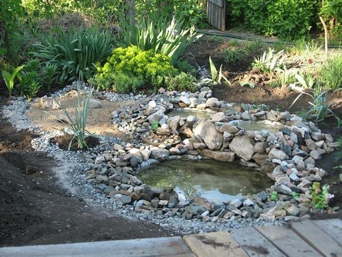 декоративно езерце от <a href=