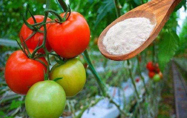 домати и сода